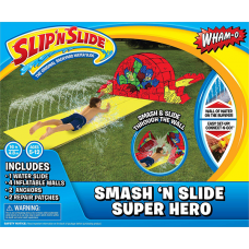 Slip 'N Slide Smash & Slide Super Hero Wall