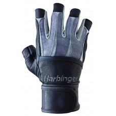 Harbinger BioForm Wristwrap Gloves - Men's Harbinger
