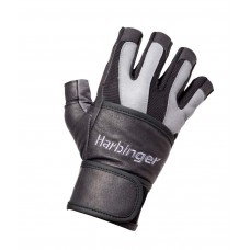 Harbinger BioFlex Wristwrap Gloves - Men's Harbinger