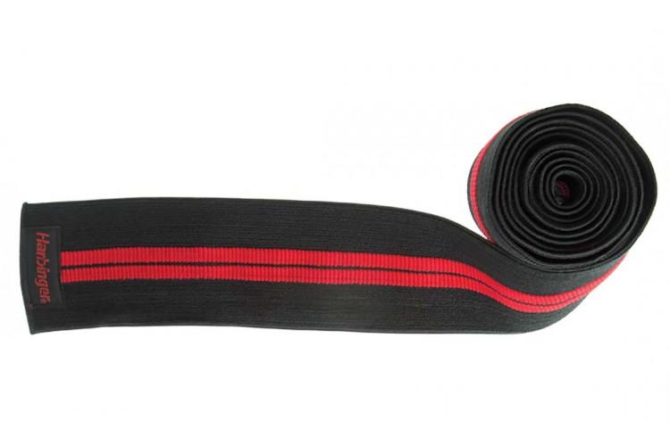 Image result for Harbinger Red Line Knee Wraps