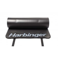 "Harbinger Black 3/8"" Antimicrobial Durafoam Mat Harbinger"