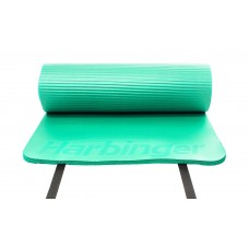 "Harbinger Green 5/8"" Ribbed Durafoam Mat Harbinger"