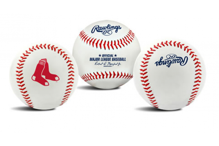0430e215041 MLB Team Logo Baseballs MLB ...