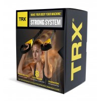 TRX Strong System: Portable Home Suspension Trainer
