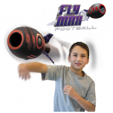 FLY MAX: The 100-Yard Football Backyard Games