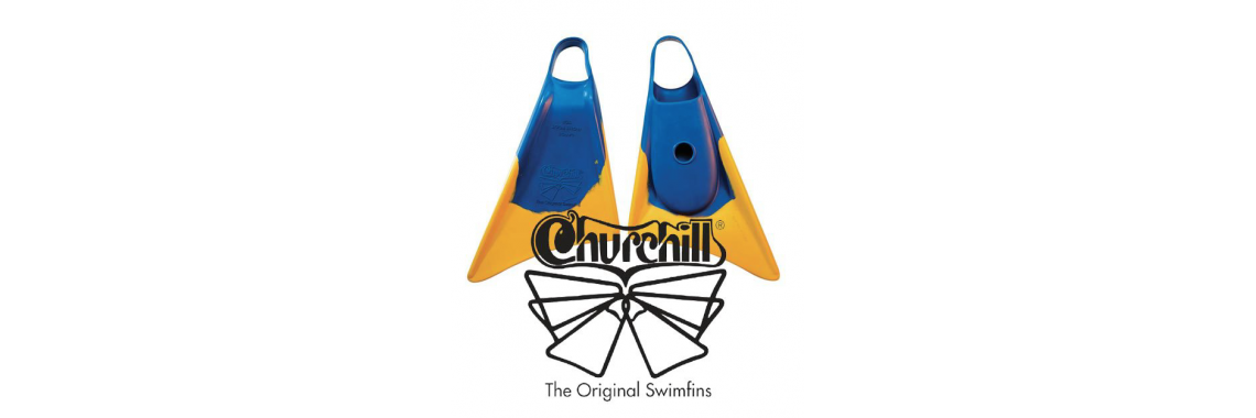 Churchill Swimfins