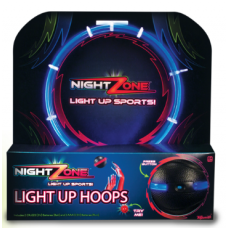 Nightzone Light Up Hoops Nightzone