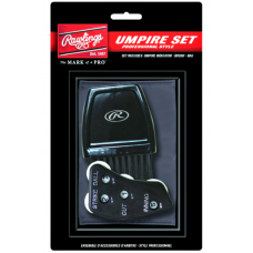 RAWLINGS UMPIRE ACCESSORIES SET Helmets & Accessories