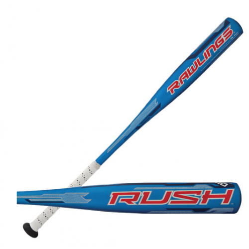 RUSH YOUTH ALLOY BASEBALL BAT