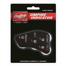 RAWLINGS UMPIRE INDICATOR Helmets & Accessories