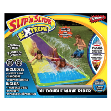 Slip 'N Slide XL Double Wave Rider Slip N Slide