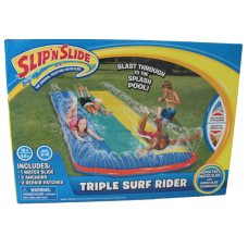 Slip 'N Slide Triple Surf Rider Slip N Slide