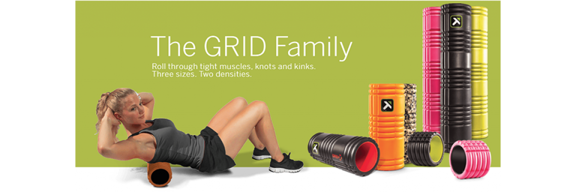 Trigger Point - The Grid Family