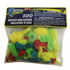 Wham-O Aqua Force Water Balloons 100 Wham-O Splash