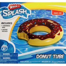 Wham-O Splash Chocolate Donut Tube Wham-O Splash