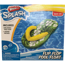 Wham-O Splash Flip Flop Pool Float Wham-O Splash
