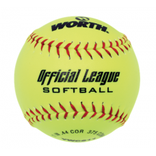"Softball Official League 11""  Worth Softball"